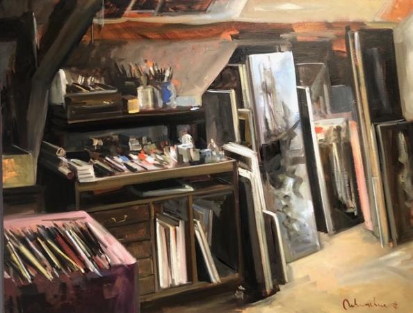 Christoff DEBUSSCHERE - 18 L'atelier