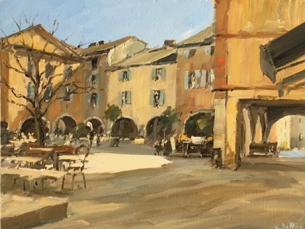 Stephane RUAIS - 19 Village dans le Gers