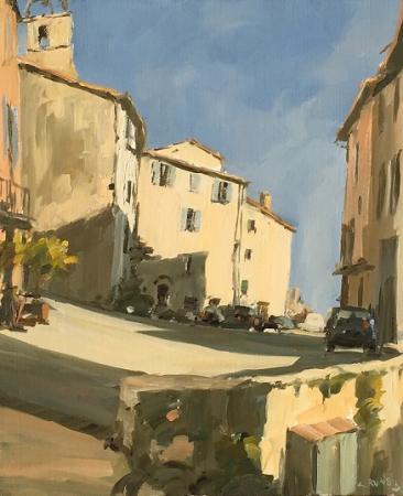 Stephane RUAIS - 19 Rayons de soleil sur les façades