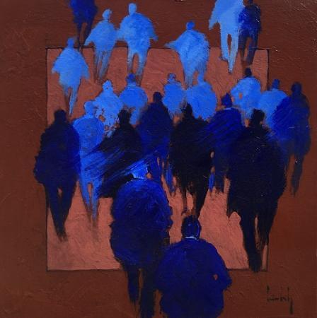 Olivier SUIRE-VERLEY - 19 Rêve bleu