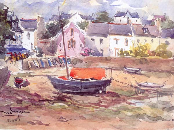 Jean LEYSSENNE - Sainte-Marine