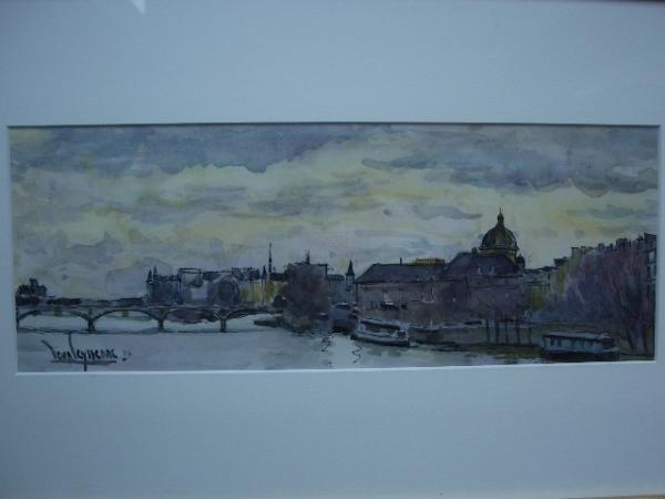 Jean  LEYSSENNE - Paris l\' institut
