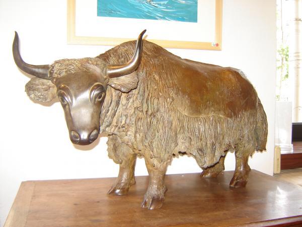 Jean Lemonnier - Le grand yak