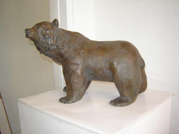 Jean Lemonnier - L\'ours grizzli