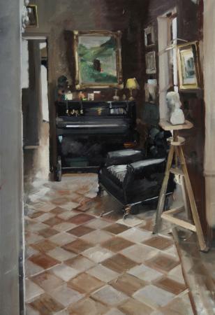 Christoff DEBUSSCHERE - le salon de St Hilaire