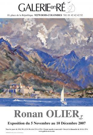 Ronan OLIER - Calvi