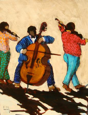 Olivier SUIRE-VERLEY - Le violoncelle