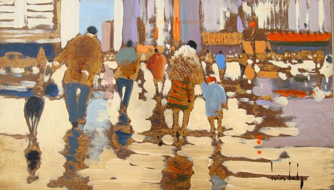 Olivier SUIRE-VERLEY - Les magasins 27X46