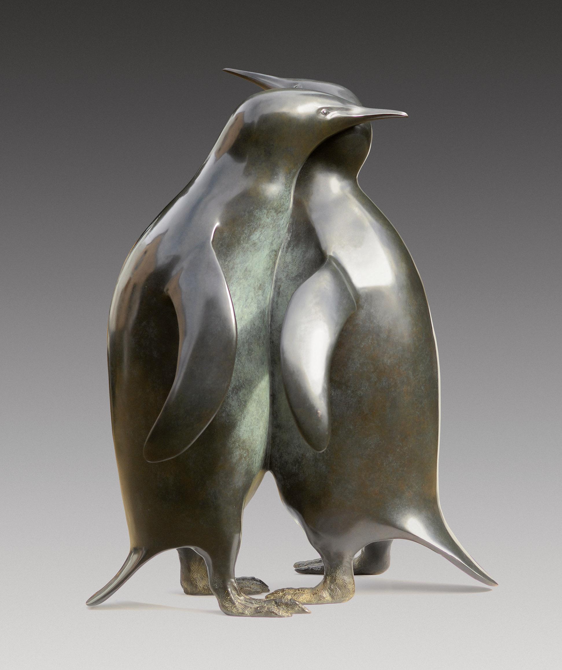 Lemonnier Tango royal bronze, H 50, 40, 40 cm