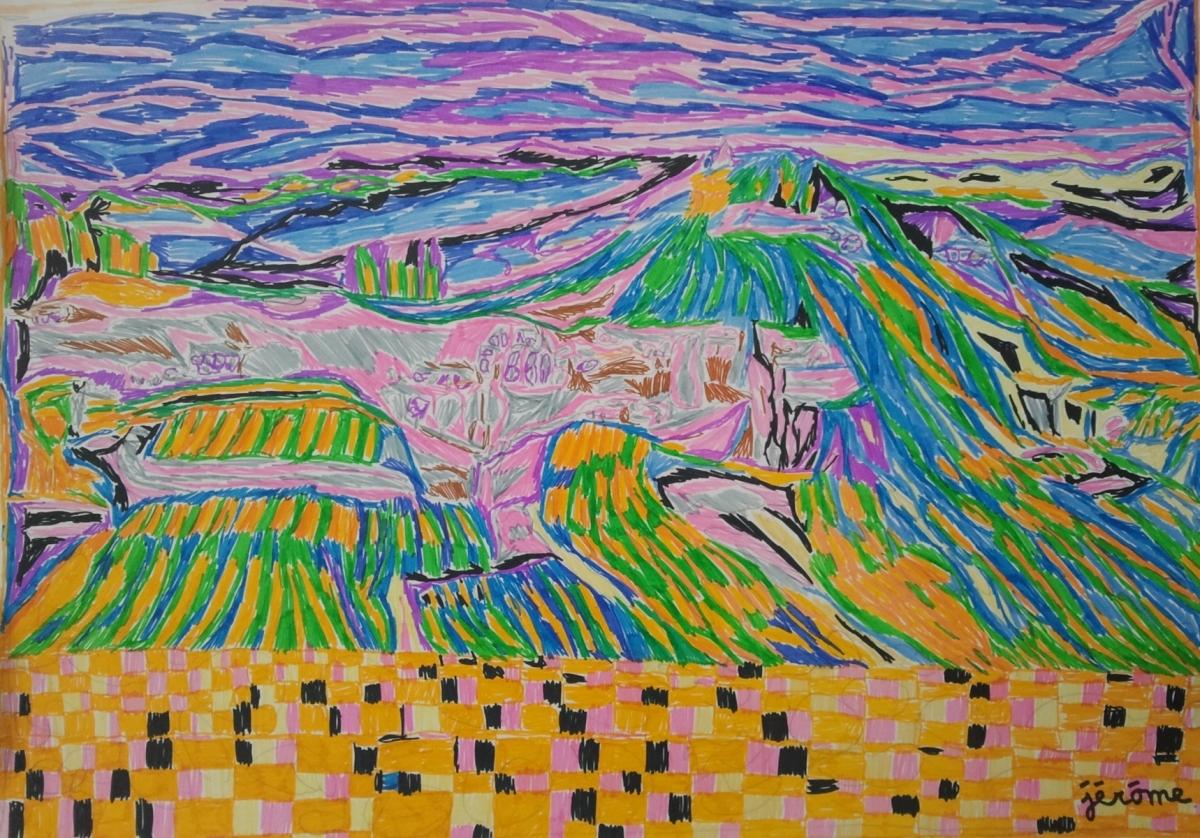 jerome pezzillo montagne cultivée