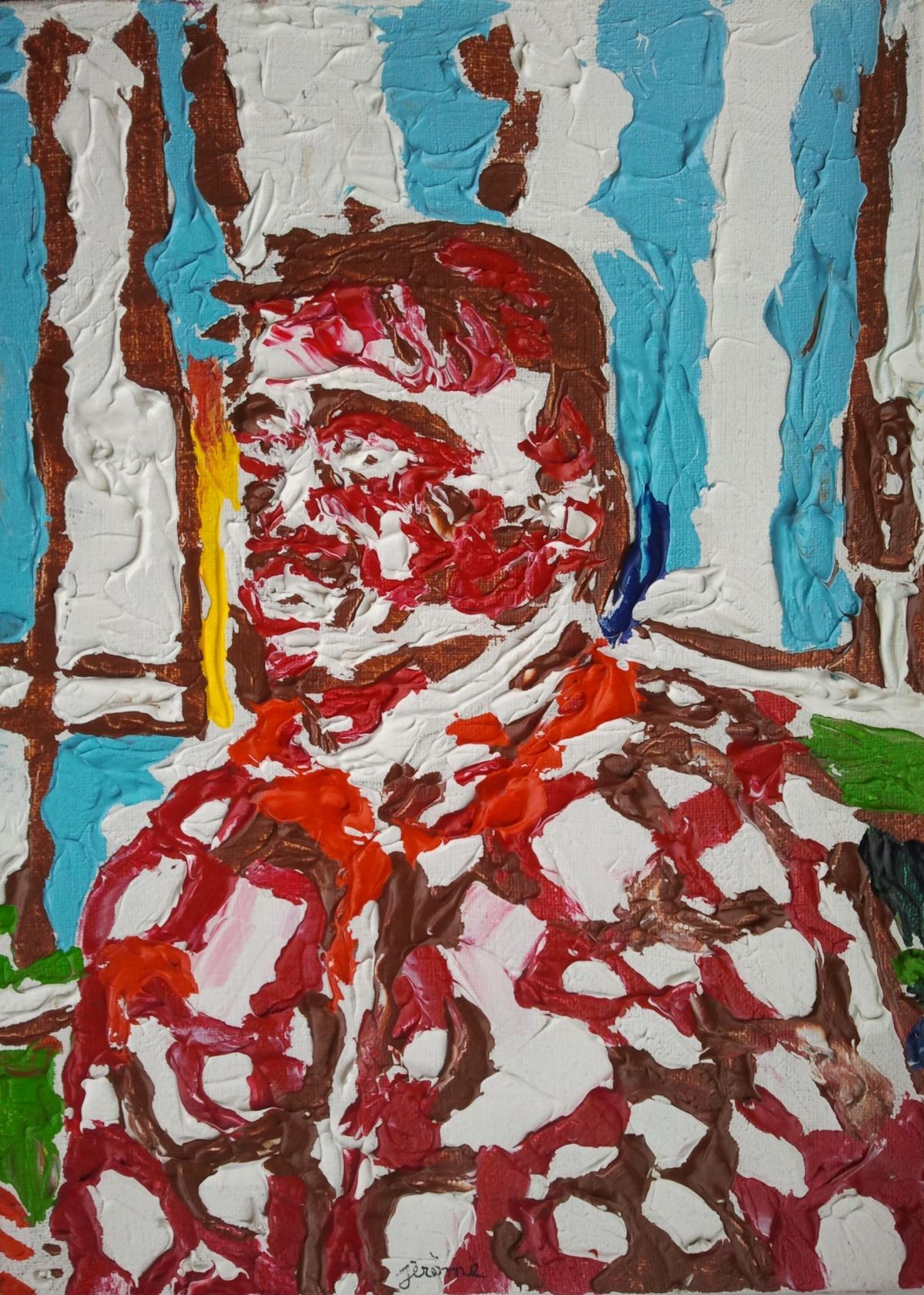 pezzillo jérôme autoportrait