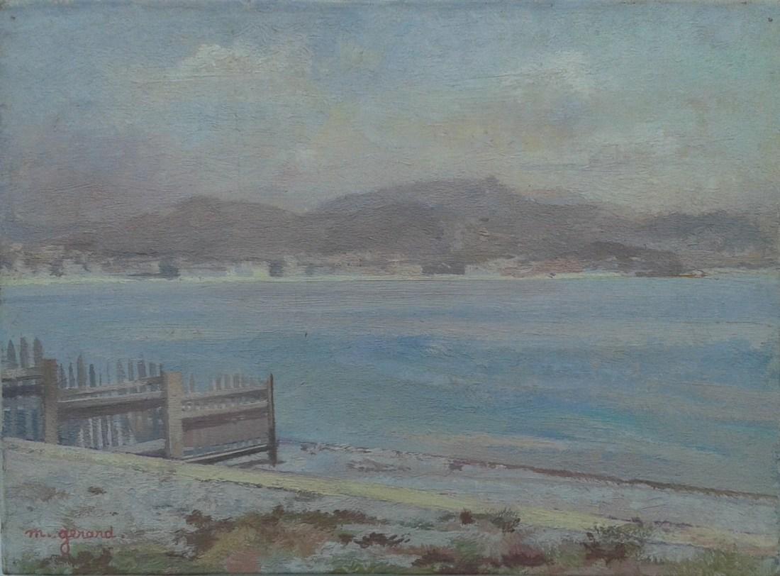 Gerard-maud-nice-la-baie-des-anges-1947
