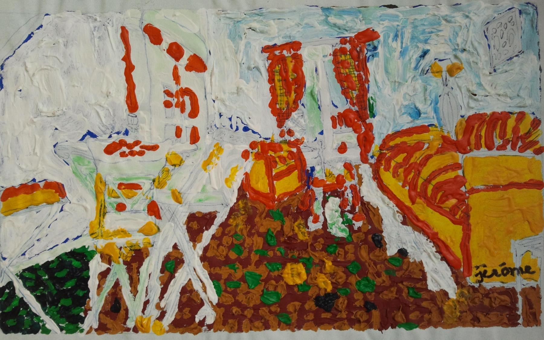 pezzillo jérôme la chambre de Van Gogh