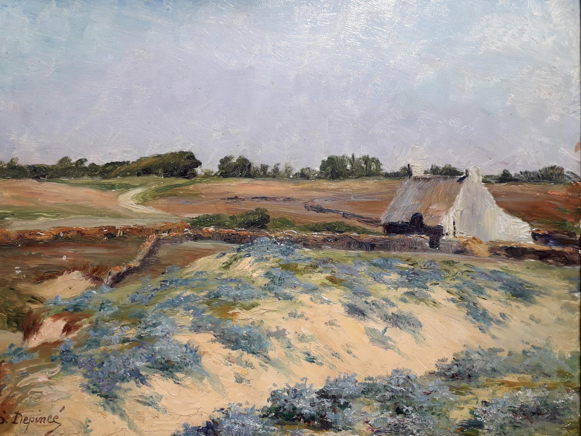 depince suzanne Chaumière d'Héléna village de Kerluron Le Pouldu
