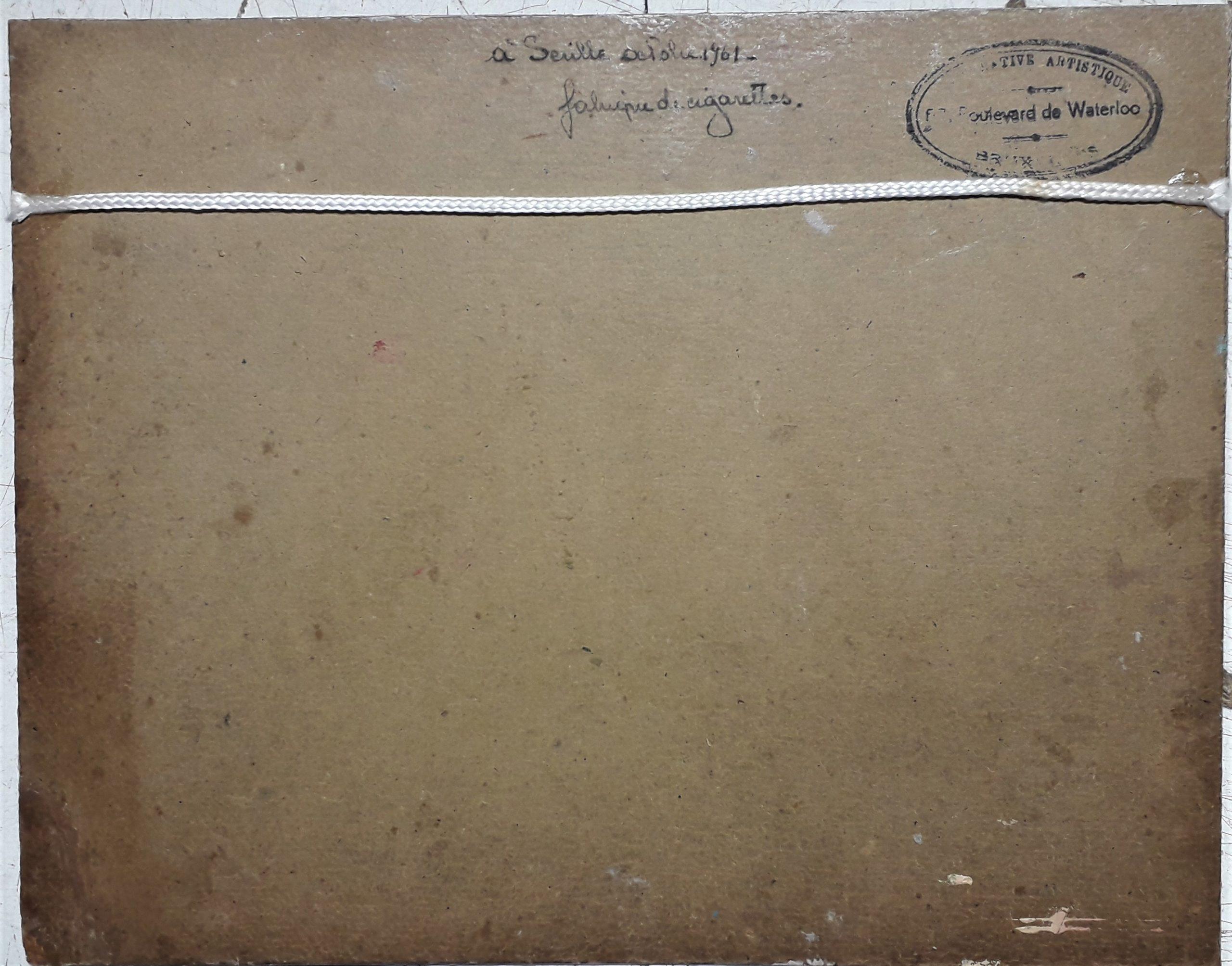 gerard-maud-seville-la-fabrique-de-cigarettes-1961-verso