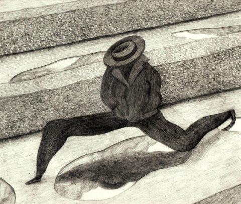 Juliette Barbanègre - Homme 13,5X11,5