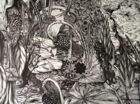 Delphine Chauvet - rêves du scarabée