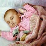 Commande de portrait: Baby D