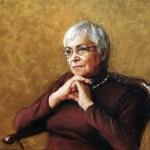 Portrait sur commande: Ginette