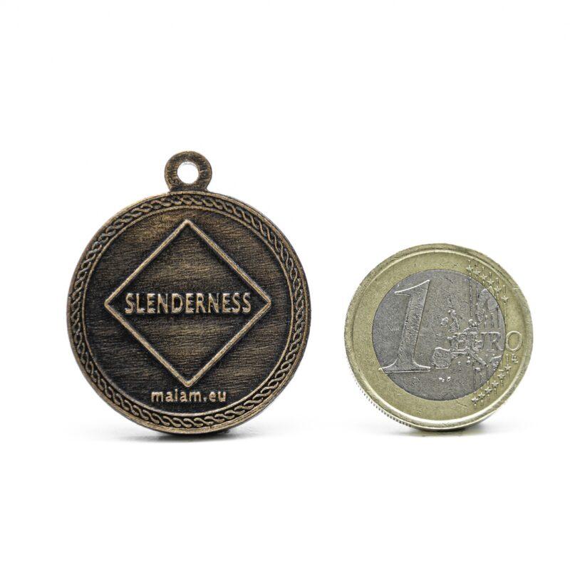 Vilinski simbol amulet Šir Trin zmanjševanje