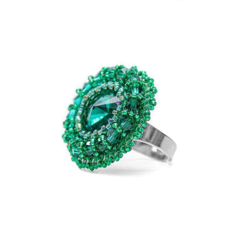 prelest zeleni prstan