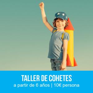 Taller cohetes