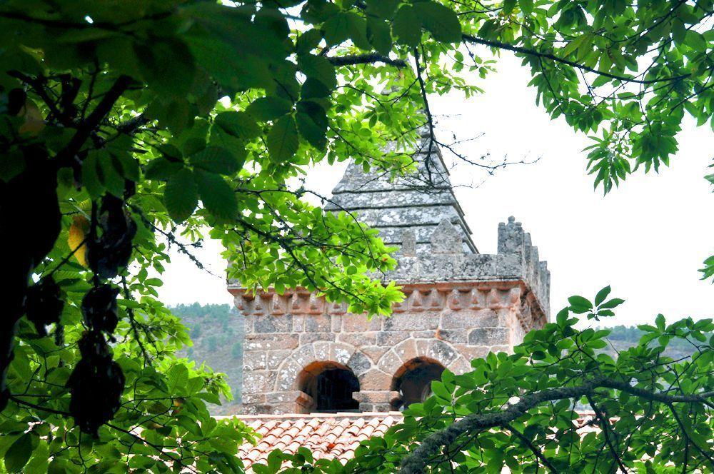 Campanario. Santa Cristina de Ribas de Sil