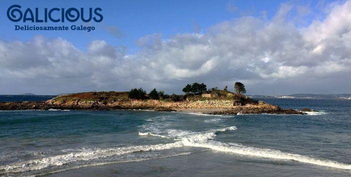 Praia do Santo do Mar, Marin