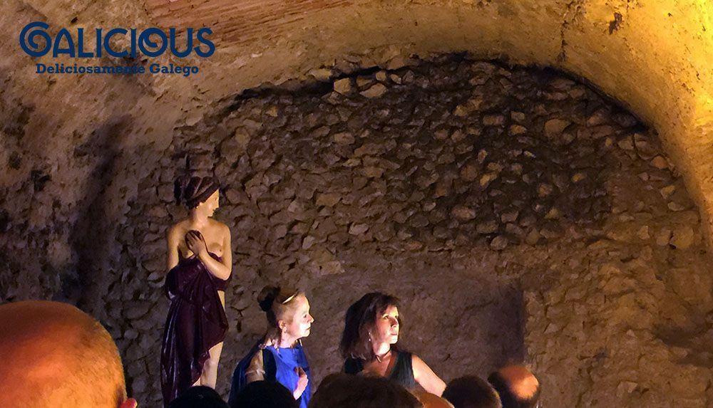 Lidé y Friné en el Circo Romano de Tarragona. #TarracoViva2015