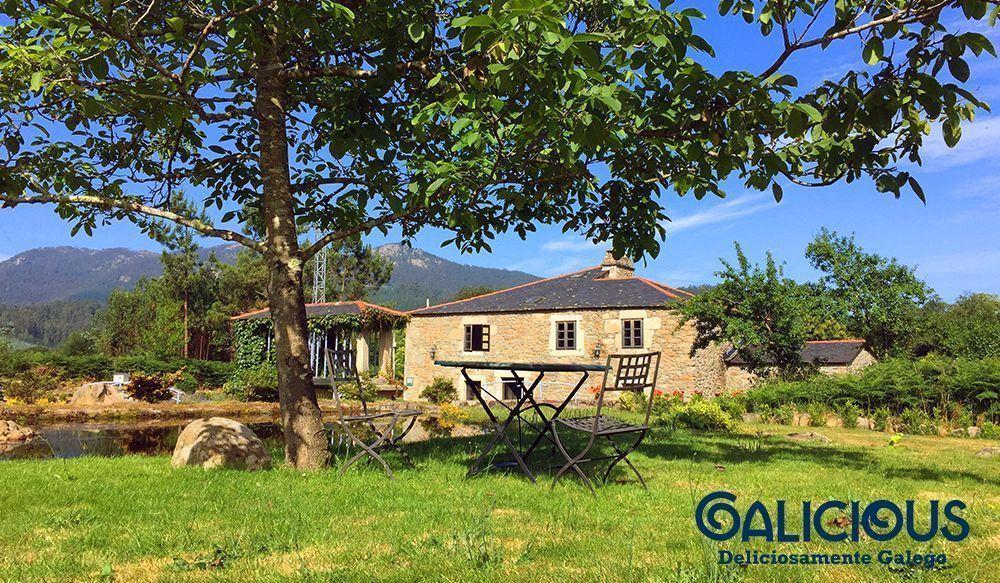 Casa do Batan ( Chavín, Viveiro, Lugo )