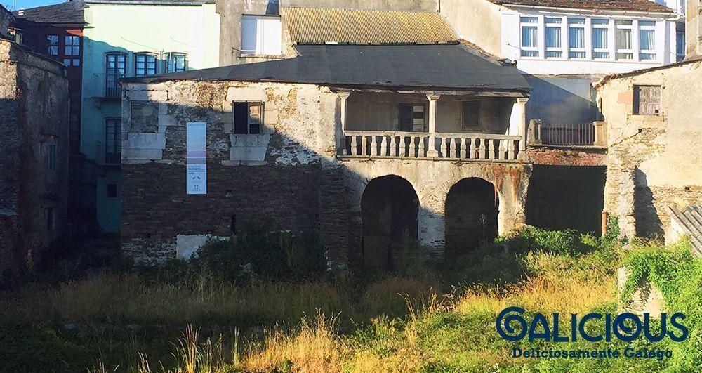 Pazo de Doña Urraca, Lugo