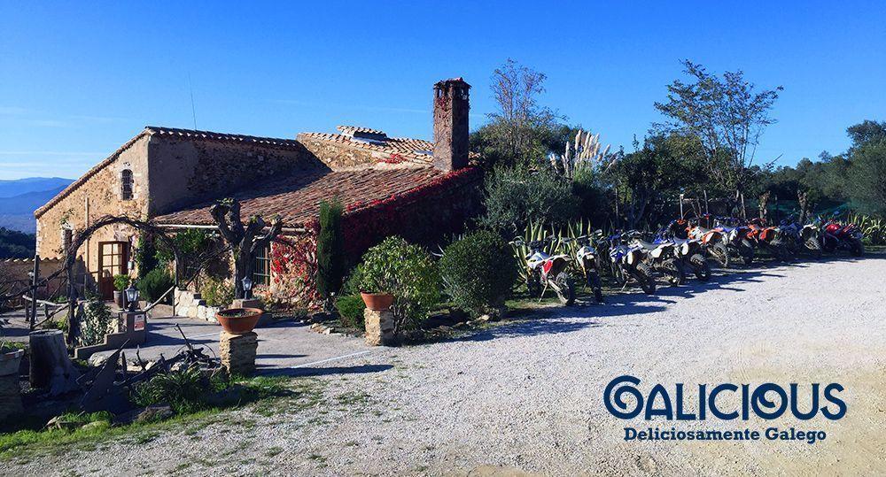 Restaurante Can Pol ( Girona )