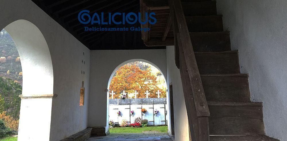Os Baos. Ribeira de Piquín ( Lugo )