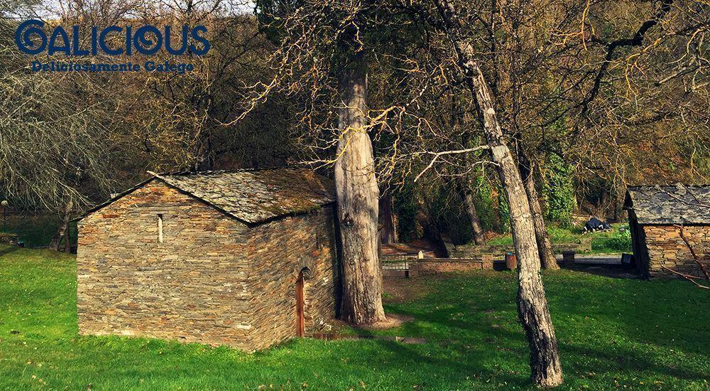 Capilla del Ciprés. Monasterio de Samos, Lugo. | Galicious