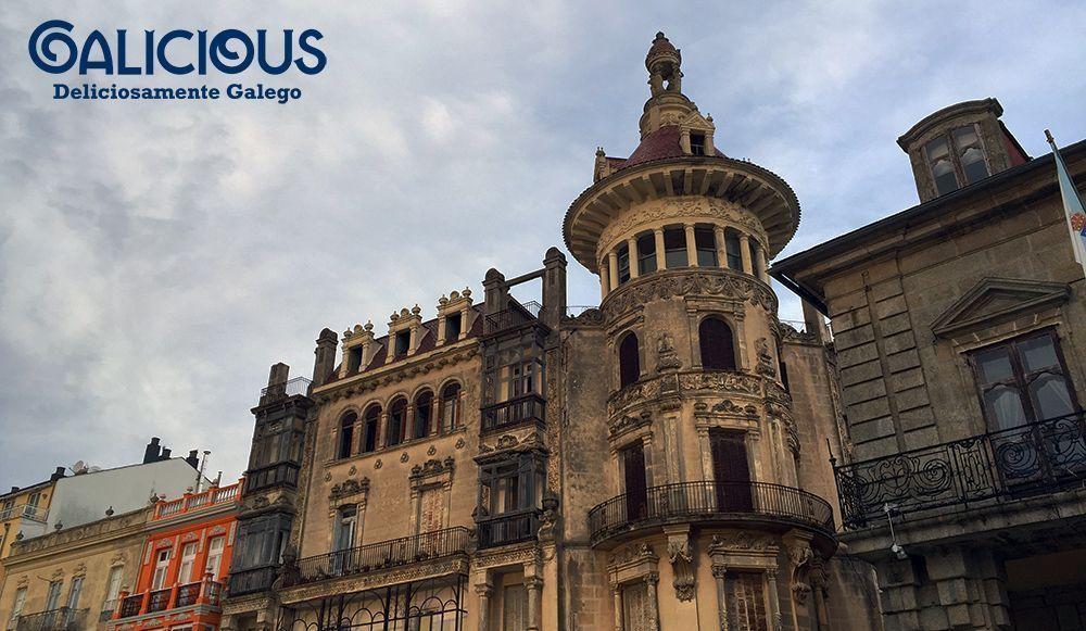 Torre de los Moreno ( Ribadeo, Lugo ) Galicious