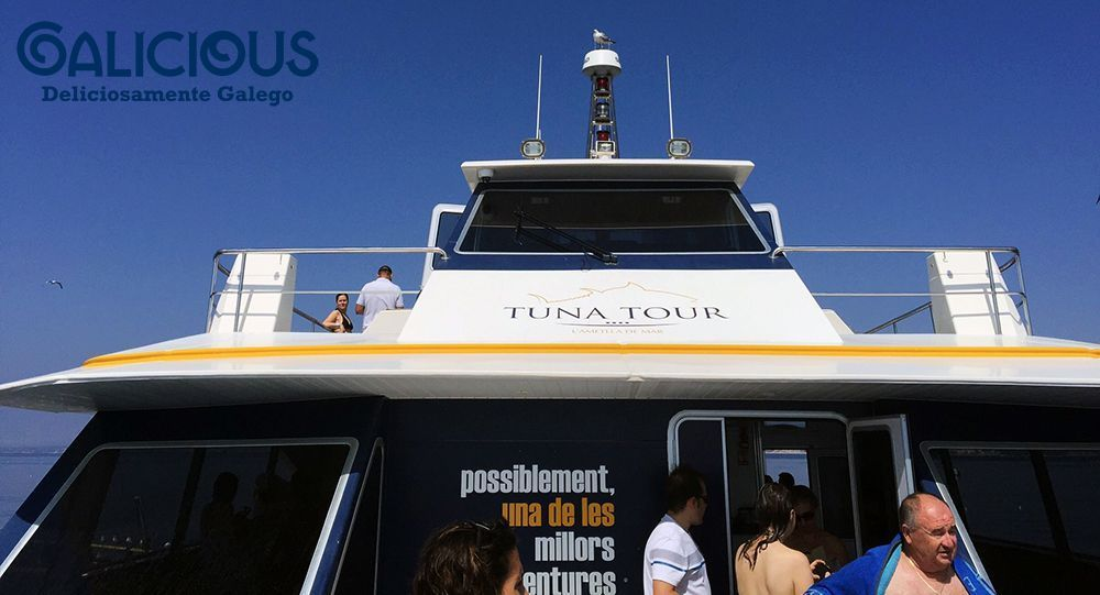 Tuna Tour Balfegó ( By Galicious )