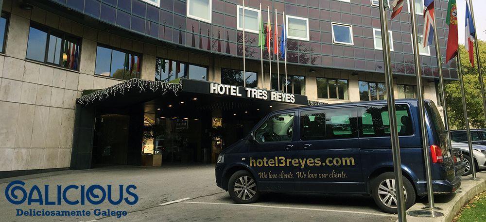 Hotel Tres Reyes ( Foto de Galicious )