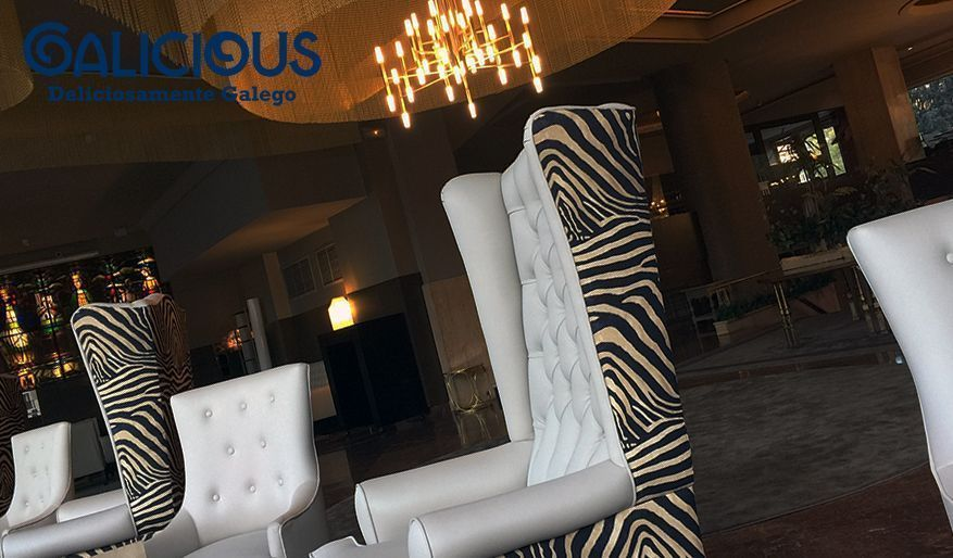 Lobby Bar Hotel Tres Reyes ( Foto de Galicious )