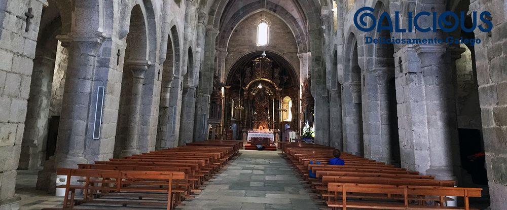 Monasterio de Santa Maria de Meira ( Lugo ) Foto de Galicious