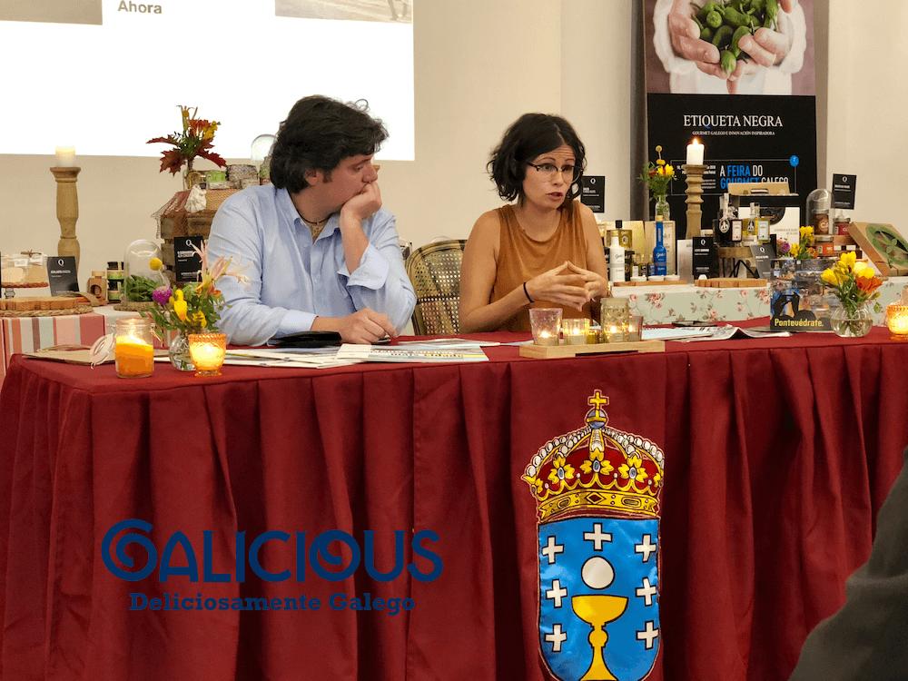 Presentación en Barcelona de Etiqueta Negra Gourmet ( foto de Galicious )