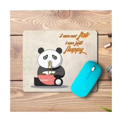 Cute Panda Mouse Pads