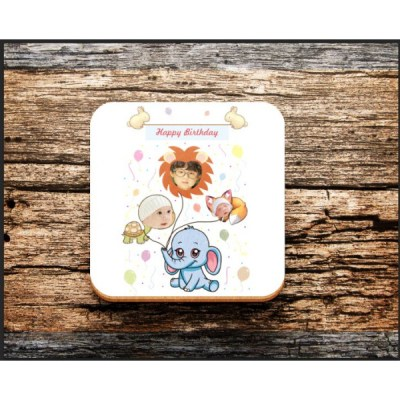 Coaster for kids