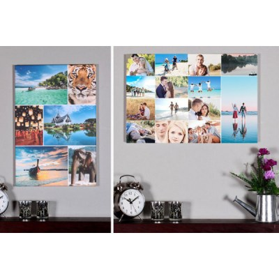 Personalized A2 Size Collage