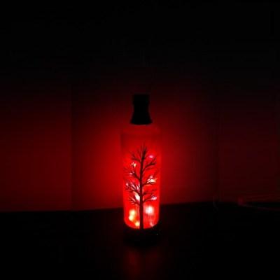 Red Tree Bottle