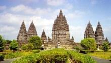 Yogyakarta Indonesia Prambanan