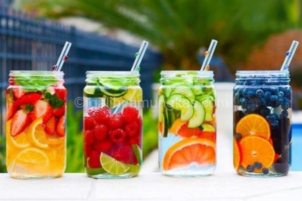 manfaat minuman sehat bagi kesehatan