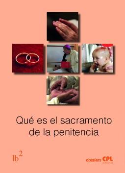 Portada: Qué es el sacramento de la penitencia.