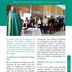 Entrevista a Piero Marini, Memorial Pere Tena 2019