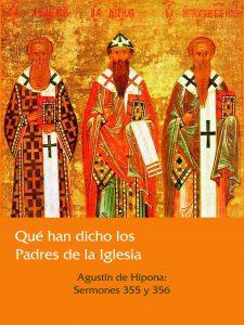 Agustín de Hipona: sermones 355 y 356