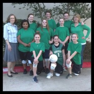 GBC Volleyball Team